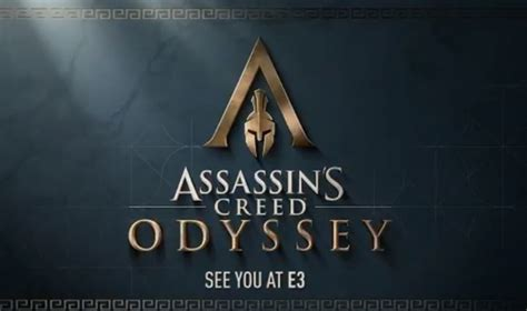 1405939745 assassin s creed odyssey the official assassins creed odyssey confirmed via official twitter account