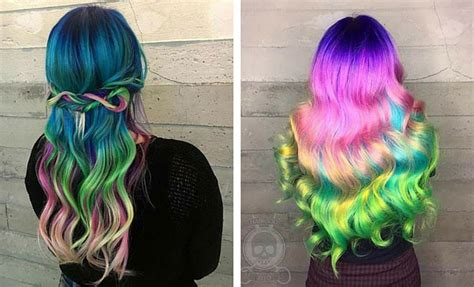 colorful hair 31 colorful hair looks to inspire your next dye stayglam