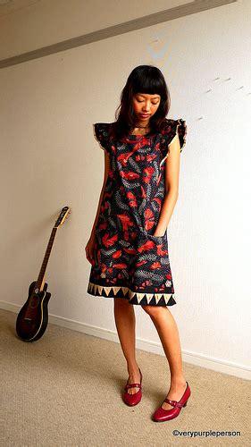Dress Batik My Black stylish dress book 3 dress n verypurpleperson