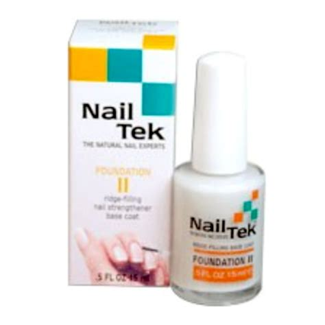Nail Tek nail tek foundation ii foundation ii beautyjoint