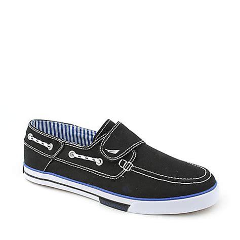 nautica boat shoes mens nautica cvo velcro mens boat shoe