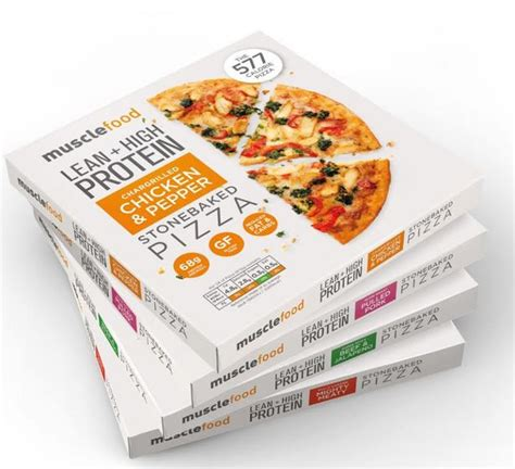 protein pizza musclefood high protein pizzas are the ultimate meal