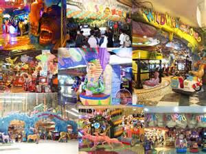 amazon kokas amazone amazing game center tematik pertama di indonesia