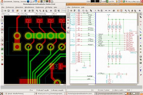 Layout Editor Linux | download kicad kicad 233 um programa open source gpl