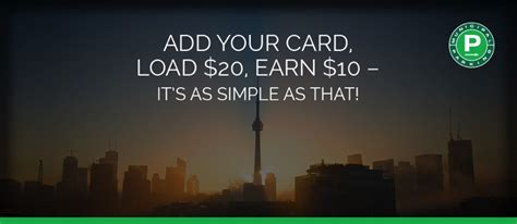 Register American Express Gift Card Canada - american express promo load 20 in green p parking app get 10 credit iphone in