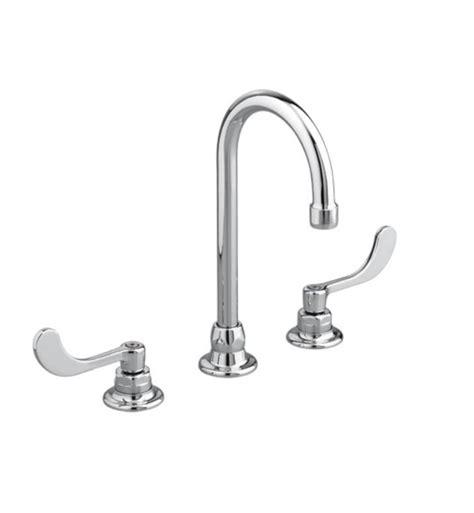 American Standard Gooseneck Faucet by American Standard 6540145 002 Monterrey 8 Quot Widespread