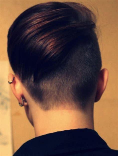 fotos de cortes de pelo de la nuca cortes de pelo de mujer primavera verano 2014 pelo corto