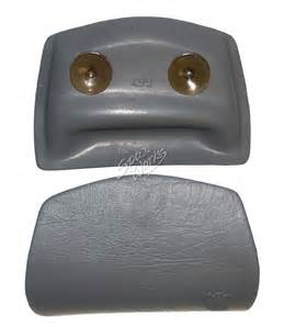 caldera spa corner headrest pillow with suction cups the