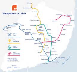 Map Quest Route by File Metro Lisboa Route Map Only With Routes In Operation