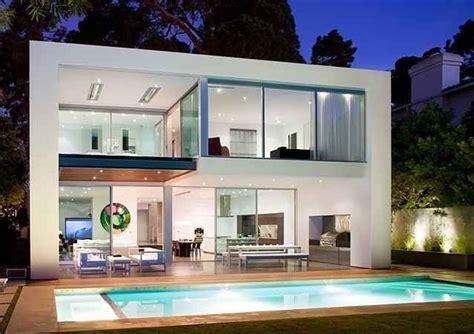 koleksi foto desain rumah minimalis  lantai tampak depan  belakang desain rumah perumahan