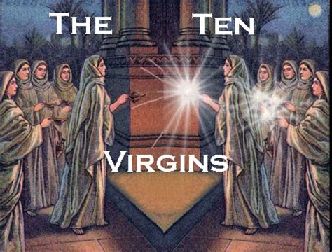 braut meaning the meaning of the parable of the ten virgins some