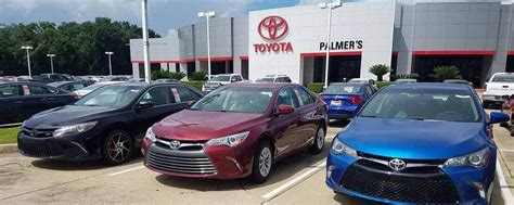 Palmers Toyota Where Should You Buy Used Cars In Mobile Al Palmer S