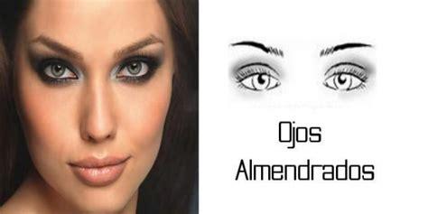 imagenes de ojos saltones maquillados cu 225 l es tu tipo de ojos recon 243 celo y ve c 243 mo maquillarlos