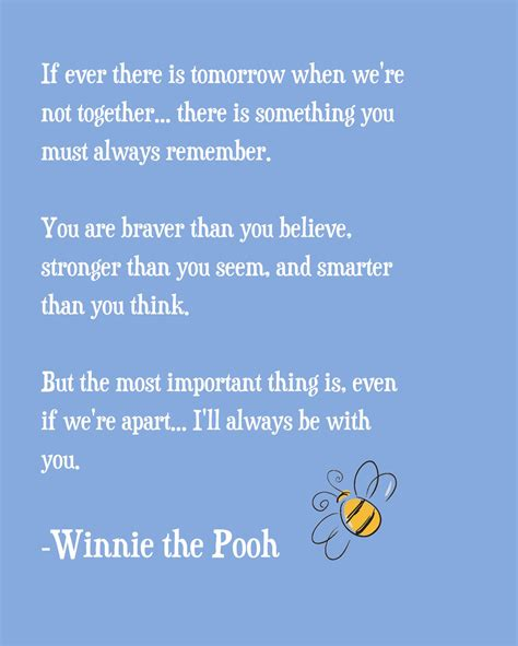 printable quotes from winnie the pooh winnie the pooh quote print by ajsterrett on etsy