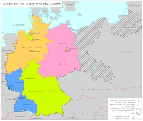 germany 1945 map world history 9 lesson dbq prep cold war