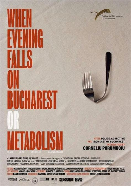 film everest bucuresti when evening falls on bucharest or metabolism di corneliu