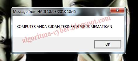 membuat virus pada hp membuat virus mematikan di komputer grobogan cyber