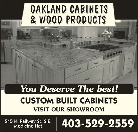 Ads Cabinets by Oakland Cabinets Wood Products Medicine Hat Ab 545