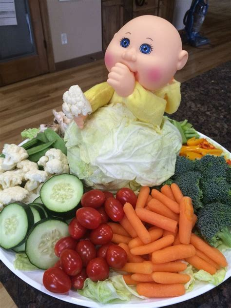 Baby Shower For And by Veggie Tray Ideas For Baby Shower