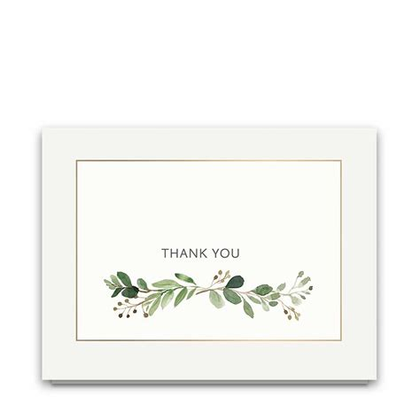 thank you cards wedding thank you cards for rustic wedding thank you notes