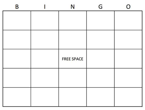 10 Best Premium Bingo Templates For Download Free Free Premium Templates Blank Bingo Card Template Microsoft Word
