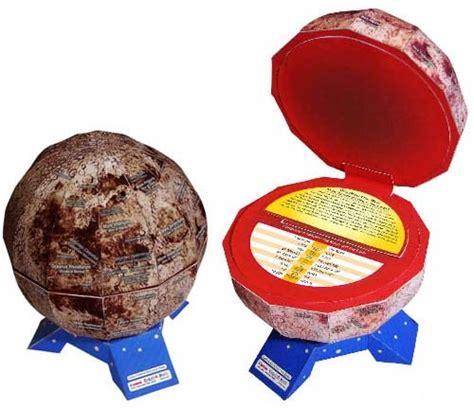 Papercraft Globe - lunar globe papercraft paperkraft net free papercraft