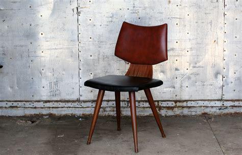 pastoe stoel jaren 50 bijzondere retro vintage bicolor stoel pastoe jaren 50