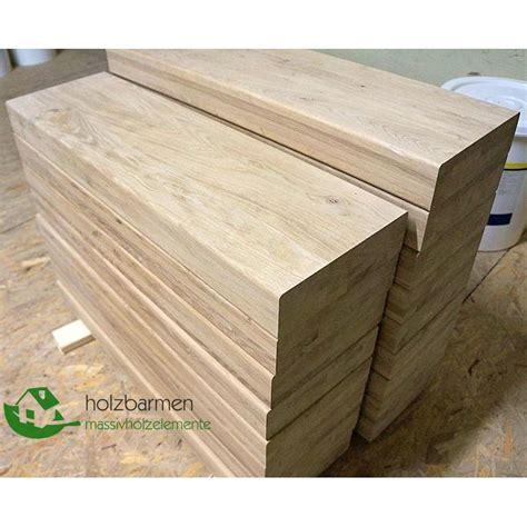 Treppenstufen Holz by Treppenstufen Eiche Massiv 4 Fach Verleimt