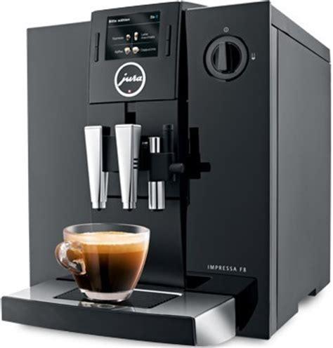 Jura Kaffeemaschine Entkalken Ohne Aufforderung by Jura Impressa F8 Tft Kaffeevollautomat Vorteile
