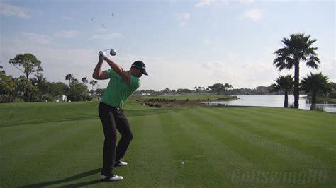 golf driver swing 2013 henrik stenson driver golf swing dtl stance