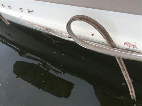 polyester boot repareren polyester en gelcoat reparatie werkspot