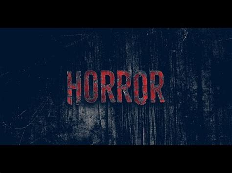 Horror Trailer After Effects Template Youtube Horror Trailer Template Free