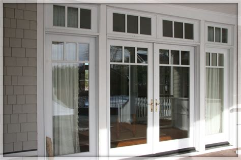 Charming Exterior Patio Doors For Home Exterior Storm Bifold Exterior Glass Doors