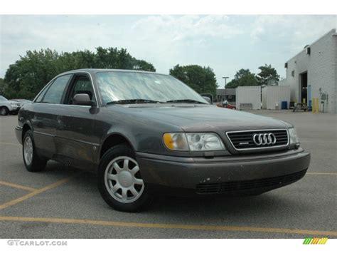 1996 audi quattro grey metallic 1996 audi a6 2 8 quattro sedan