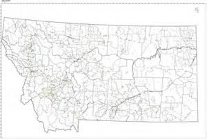Montana Zip Code Map by Workingmaps Com Zip Code Maps