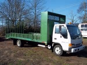 15 495 2003 isuzu npr landscape truck for sale in buford