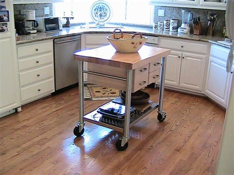 metal kitchen islands sense of spaciousness in metal kitchen island home ideas