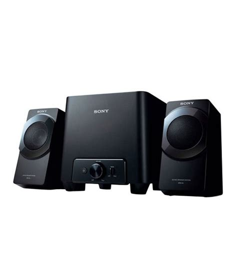 Speaker Aktif Sony Srs D5 buy sony srs d4 2 1 channel multimedia speaker system