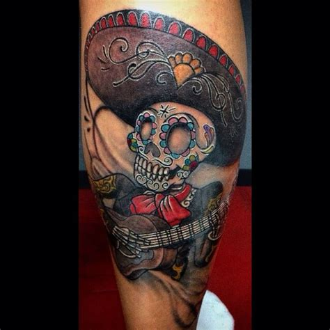 mariachi tattoo 18 best mariachi images on skulls mexicans