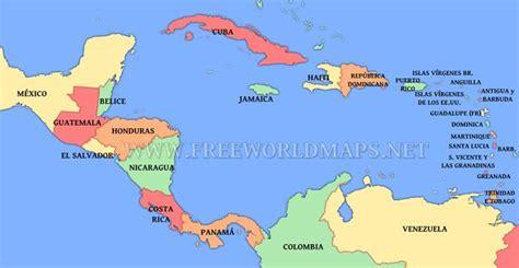 mapa america central y antillas islas v 237 rgenes de estados unidos y brit 225 nicas amigos