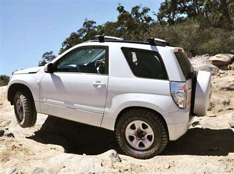 Suzuki Grand Vitara Suspension Lift Kit Buyers Guide