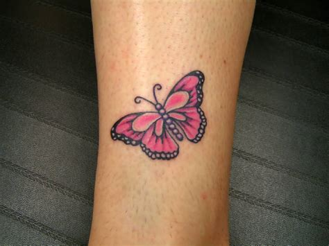 butterfly tattoos on leg 50 most butterfly design ideas