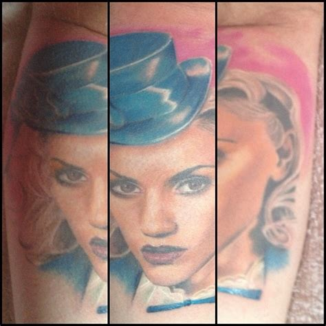 gwen stefani tattoo 40 best no doubt tattoos images on fan