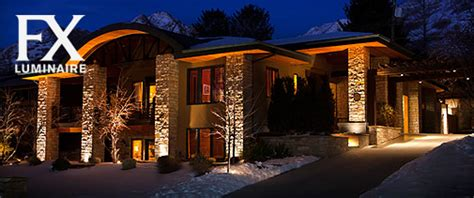 Fx Landscape Lighting Fx Luminaire Landscape And Architectural Lighting Products