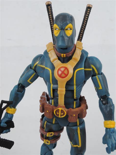 Marvel Legend Deadpool Blue Suit Series 1 funko deadpool costume pop vinyl revealed marvel news