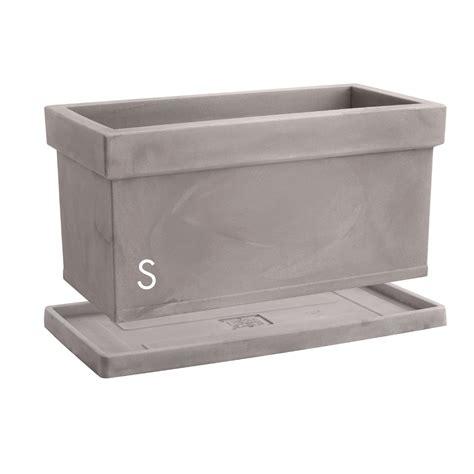 vasi in polietilene vaso nicoli in resina di polietilene themis cassetta