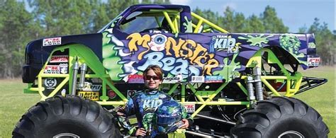 monster truck kids show 125 000 monster truck for kids is the ultimate spoil