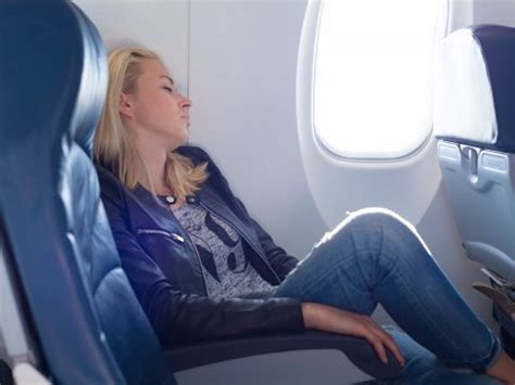 Most Comfortable Way To Sleep On A Plane by The Best Travel Pillows Based On How You Sleep Business