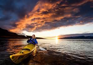 Car Rental Iceland Kayak Two Fjords Discovery Kayaking In The West Fjords Of Iceland