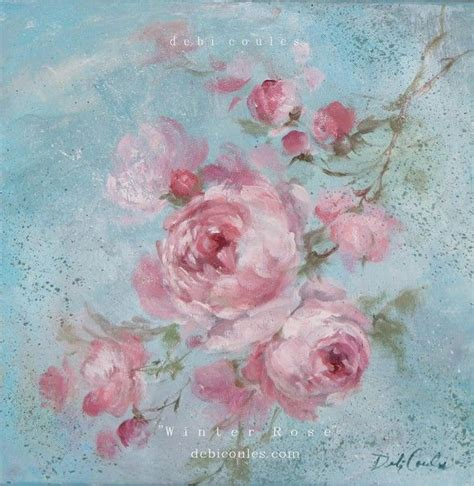 shabby chic paintings 563 best images about roses artists on